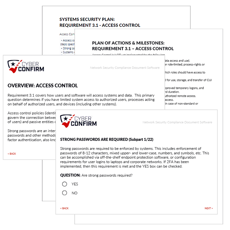 CyberConfirm Software