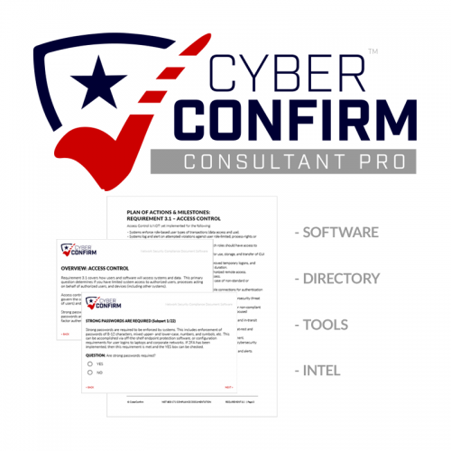 CyberConfirm Consultant PRO Package